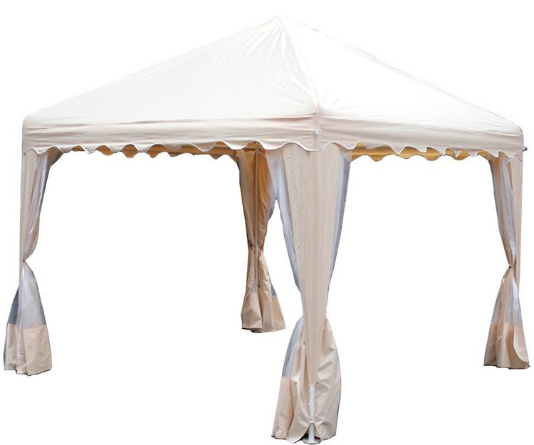 King Canopy GP1010A 10-Feet by 10-Feet Garden Party Canopy  sc 1 st  IdeaHacks & Top 10 Best Outdoor Canopy Gazebos Reviewed in 2018