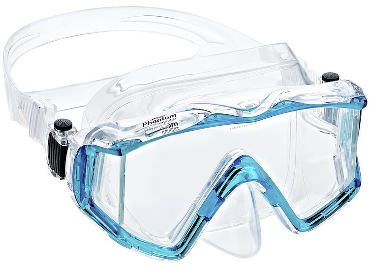Phantom Aquatics Dive Mask