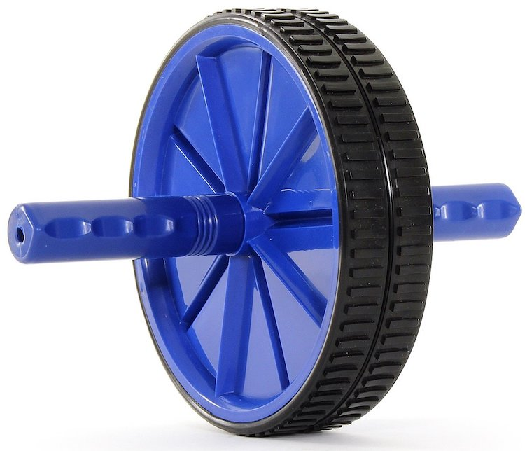 ProSource Fitness Dual Ab Wheel