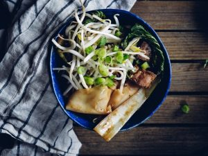 Sichuan Drunken Noodle Bowl