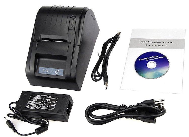 Smart&Cool SC-5890T USB POS Printer