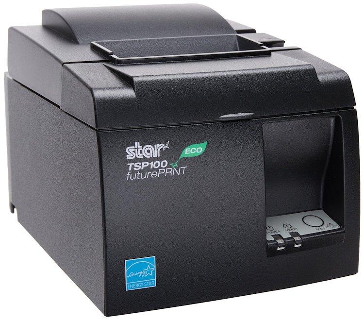 Star Micronics TSP143IIU ECO-Friendly Receipt Printer