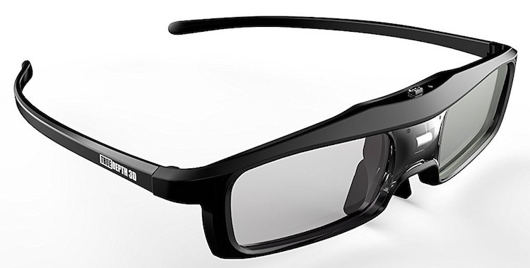 True Depth 3D Firestorm LT Glasses Kit