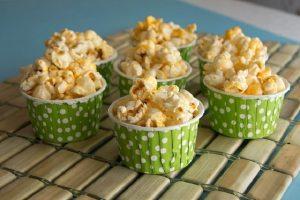 3 Cheese Popcorn