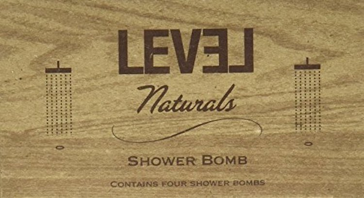 Aromatherapy Fizzing Shower Bombs