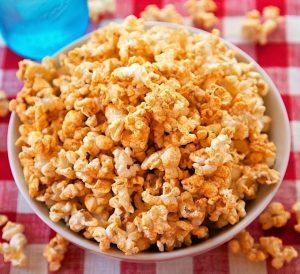 BBQ Ranch Popcorn