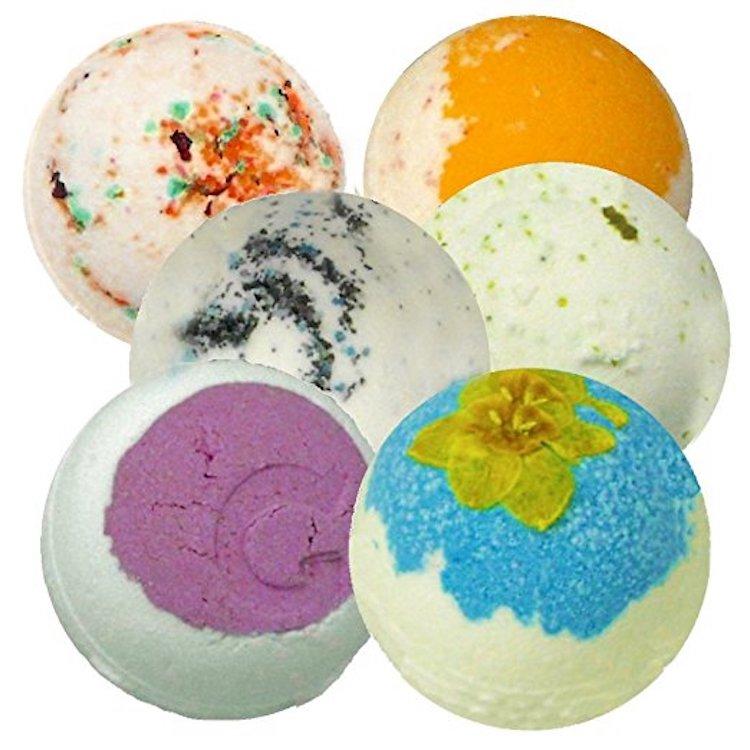 Baby Bath Bombs 6 Pack Random Scented