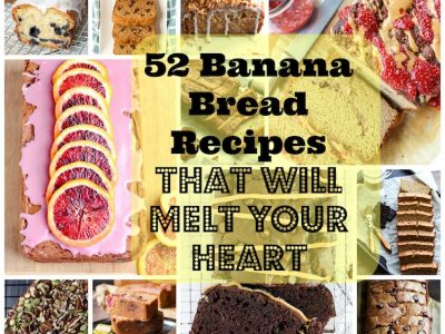 52 Heart Melting Banana Bread Recipes. | Ideahacks.com