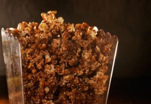 Butterbeer Caramelized Popcorn