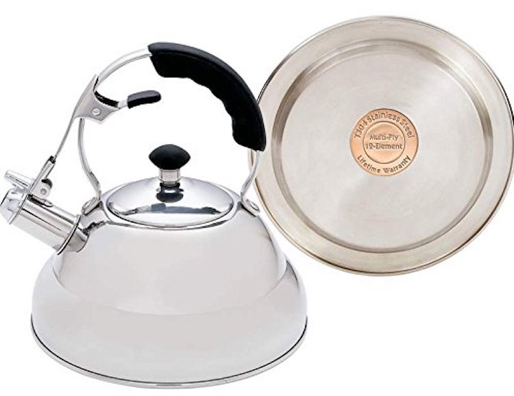 Chef's Secret Surgical Stainless Steel Tea Kettle