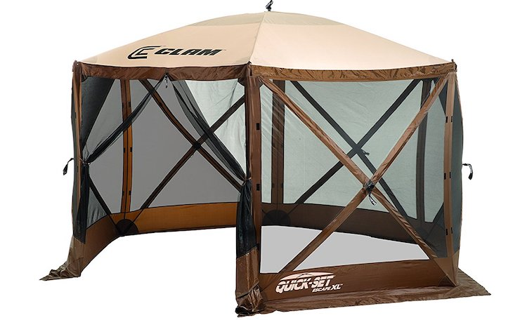 Clam Quick Set-Up Shelter Canopy
