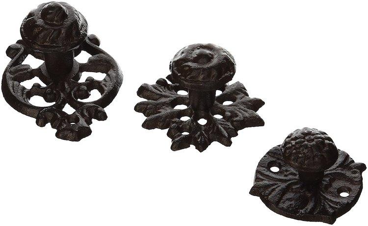 Esschert Design Cast Iron Door Knobs