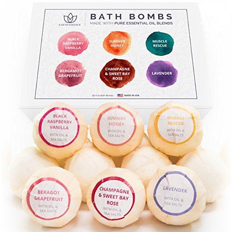 Essence of Earth Bath Bombs