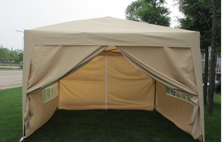 ExacMe 10x10 Pop-Up Canopy Tent