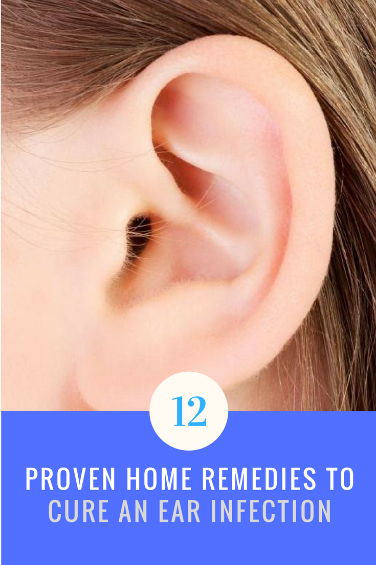 12 Proven Home Remedies To Cure An Ear Infection | Ideahacks.com