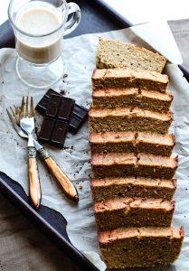 Homemade Irish Cream Banana Bread