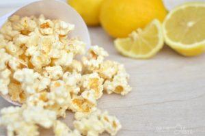 Lemon Popcorn