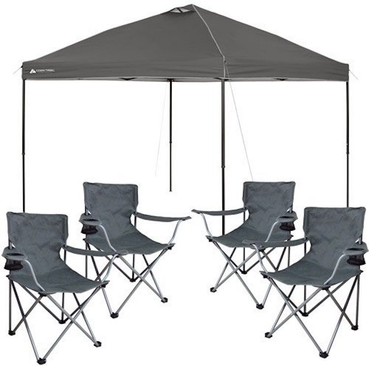 Ozark Trail Pop-Up 10x10 Canopy Tent