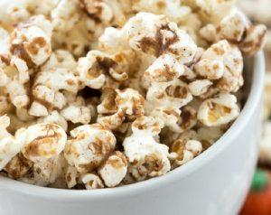 Pumpkin Spice Latte Popcorn