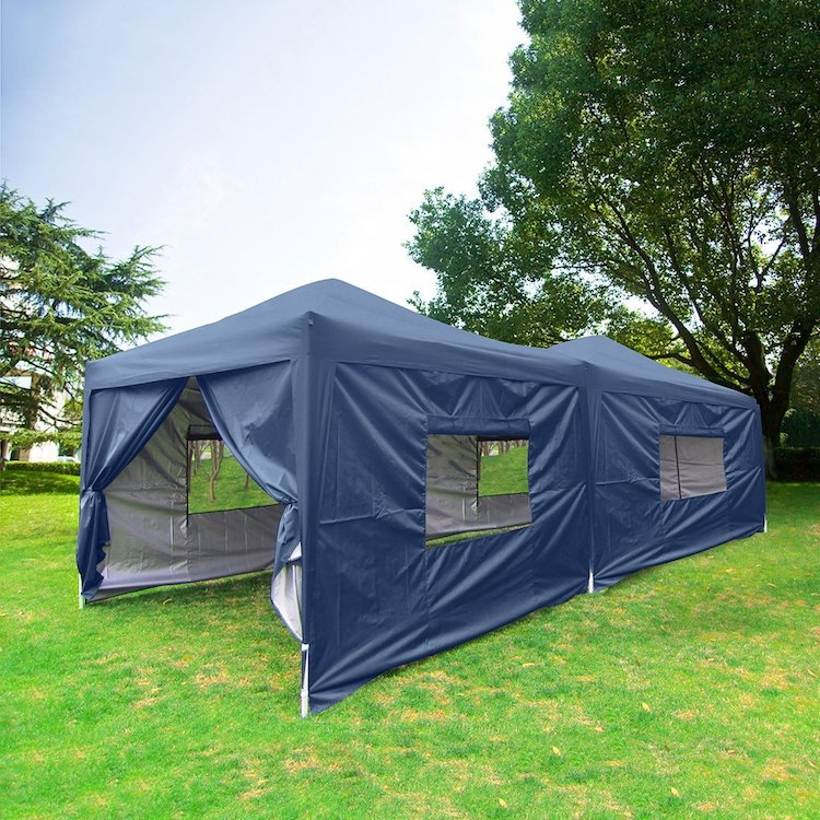 Quictent 10x20 Pop-Up Canopy Tent
