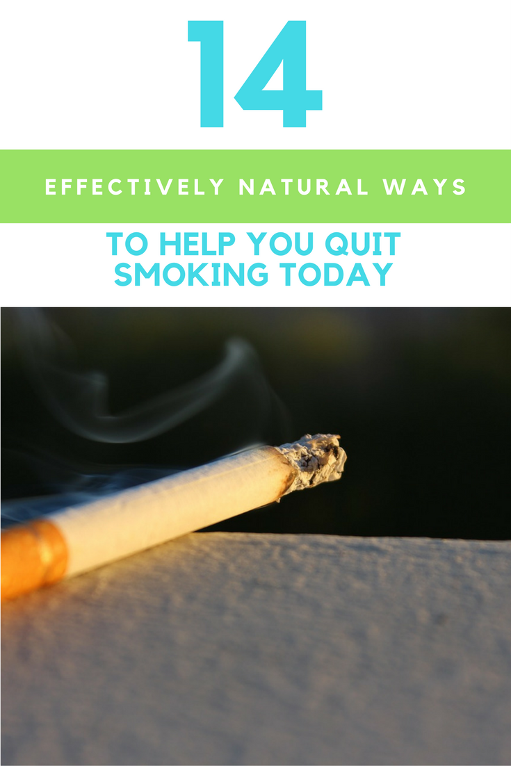 Effectively Natural Ways To Help You Quit Smoking