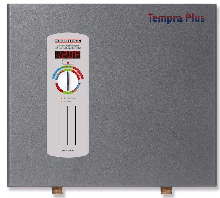 Stiebel Eltron Tempra 24 Plus Electric Tankless Water Heater