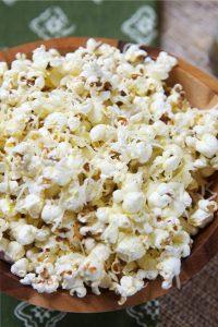 Truffle Oil Popcorn