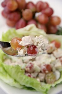 Turkey Crunch Salad