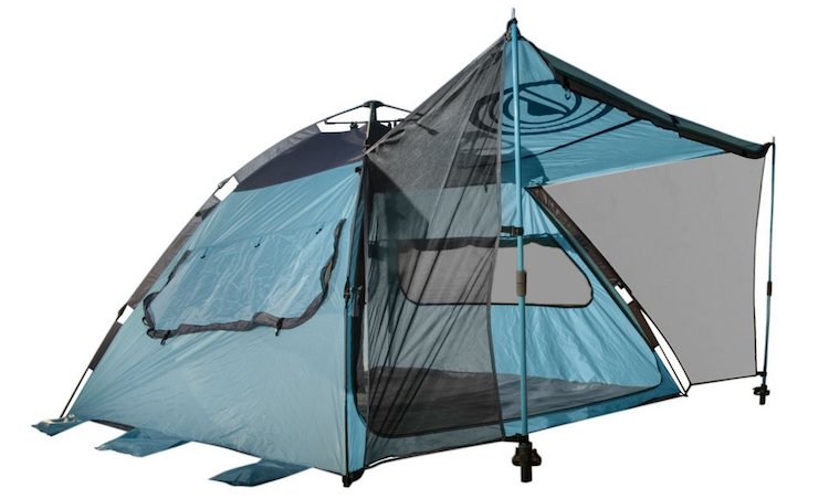 Wild Outfitters XL Beach Tent 2-in-1 Sun Canopy