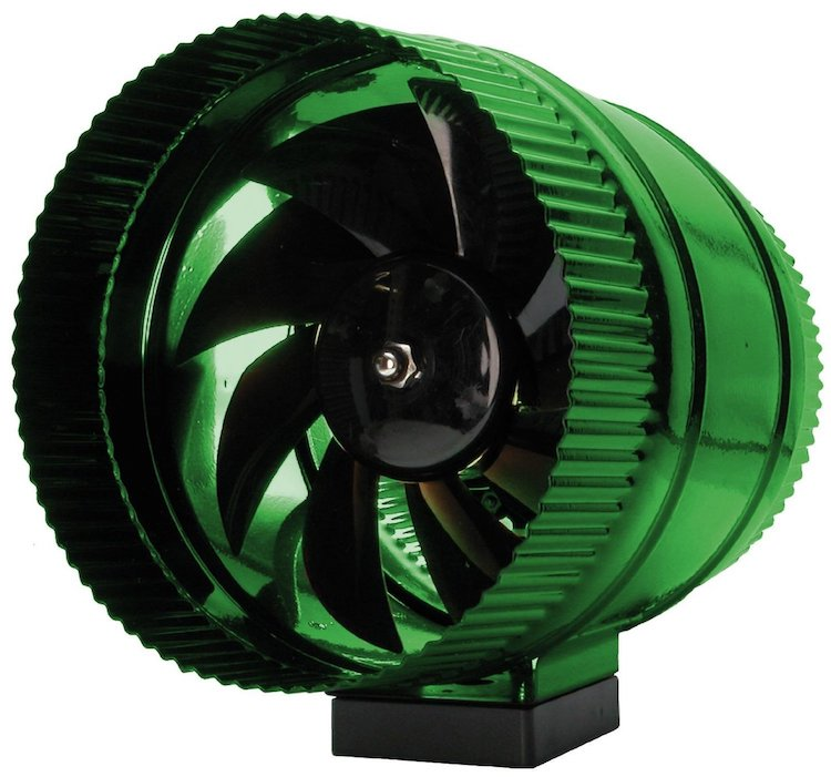 Active Air ACFB8 8-Inch In Line Booster Fan