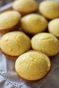 Baked Corn Dog Muffins