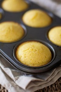Baked Corn Dog Muffins 3