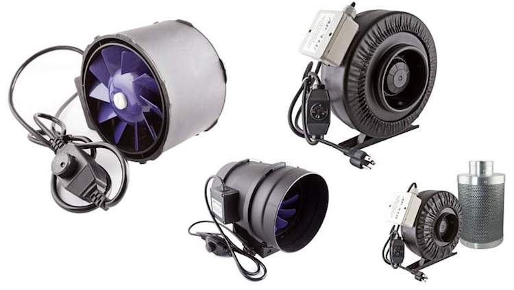 Top 10 Best Inline Fans for Cannabis Grow Room | Ideahacks.com