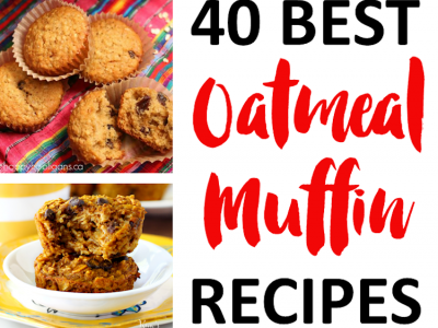 40 Best Nutrient-Packed Oatmeal Muffin Recipes