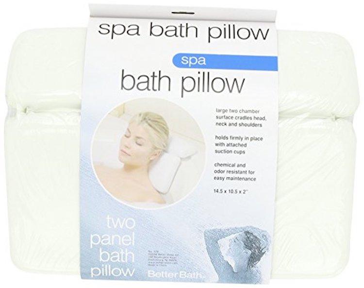 Better Houseware Luxury Bath Pillow