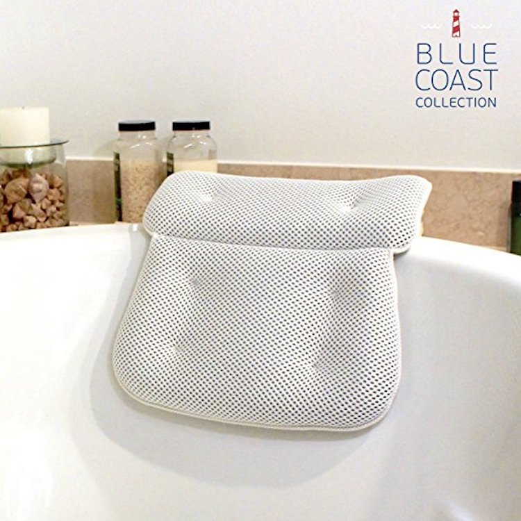 Blue Coast Collection Bath Pillow