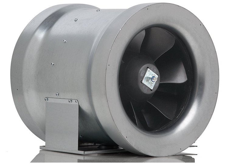 Can Max Fan Mixed Flow Inline Fan