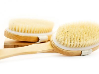 Dry Brushing Your Skin
