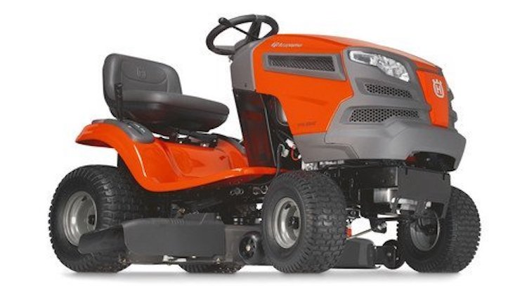 Husqvarna 18.5 HP Hydro Transmission Riding Lawn Mower