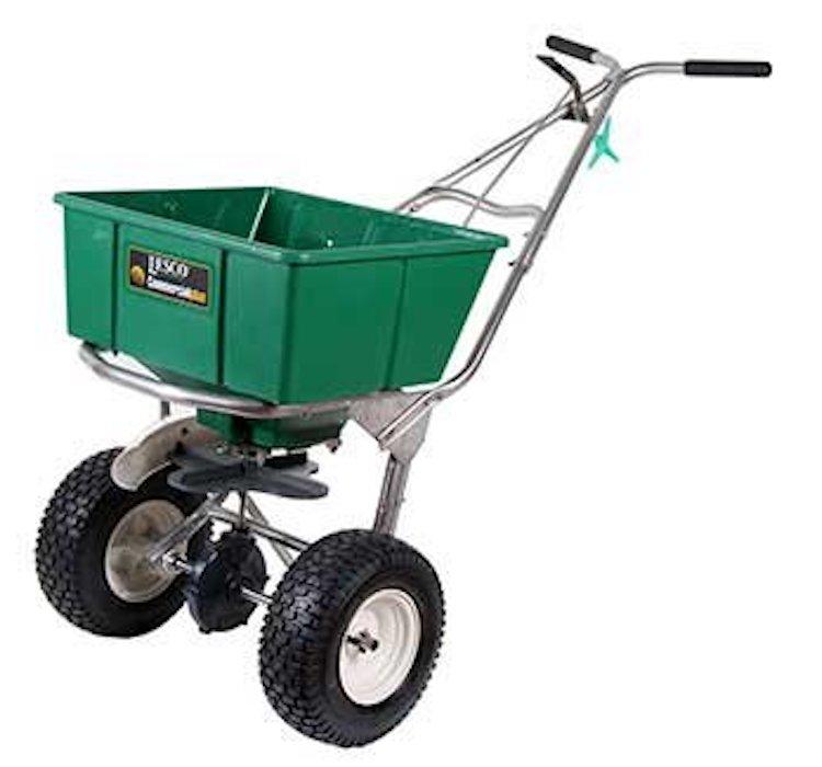 Lesco High Wheel Fertilizer Spreader