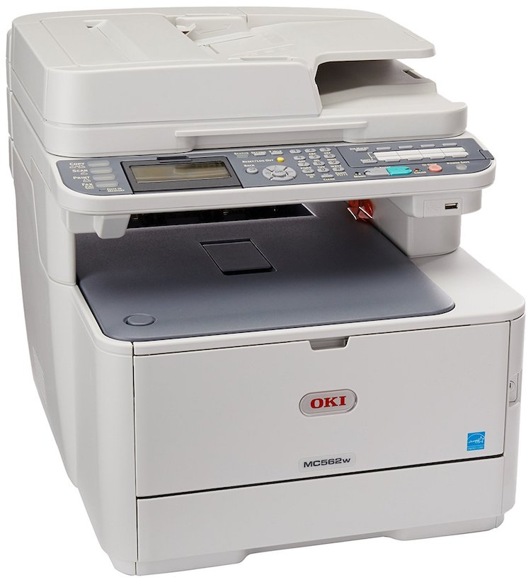 OKI Data Color Multifunction LED Printer