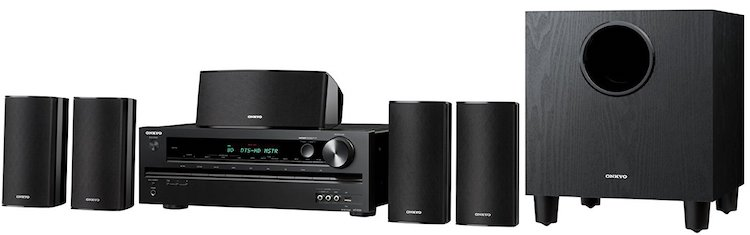 Onkyo HT-S3500 660 Watt 5.1-Channel Home Theater