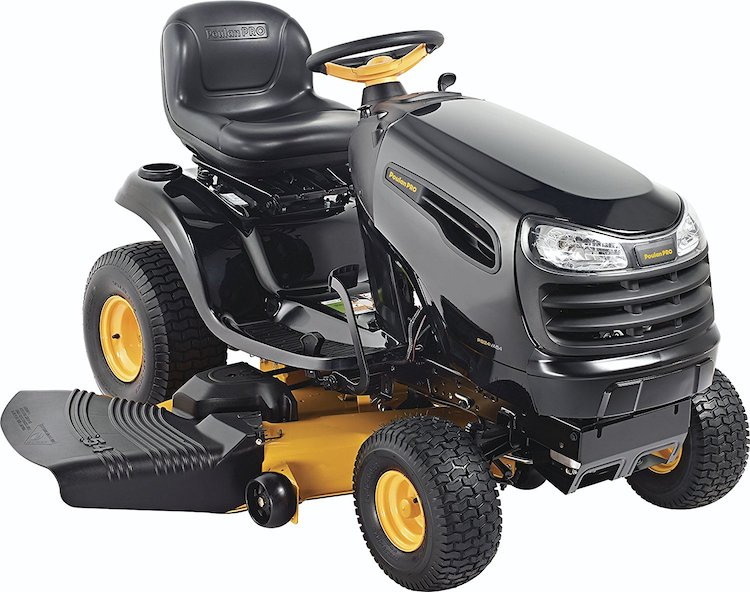 Poulan Pro Kohler V-Twin Riding Mower
