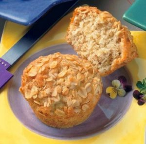 Quaker's Best Oatmeal Muffins