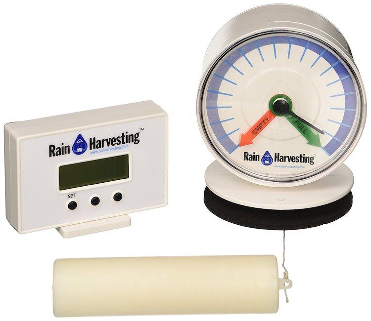 Rain Harvesting Wireless Rain Water Tank Gauge