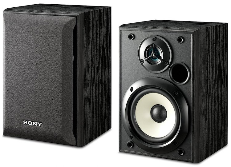 Sony SS-B1000 5-1/4-Inch Bookshelf Speakers