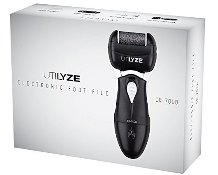 Utilyze Rechargeable Electronic Foot File