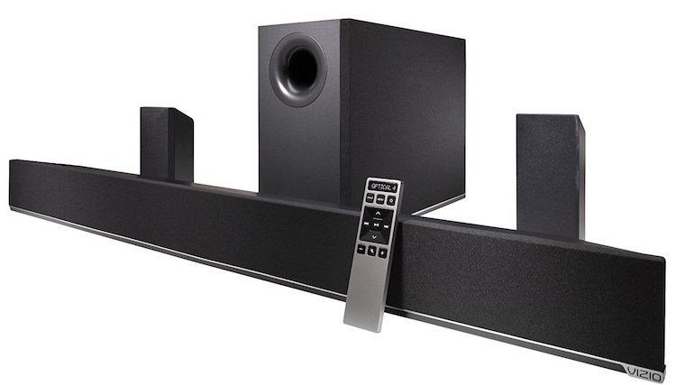 VIZIO S4251w-B4 42-Inch 5.1 Channel Sound Bar