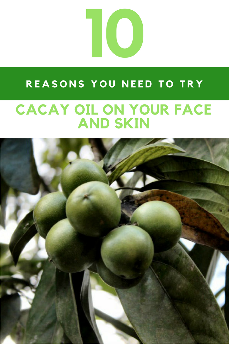 Cacay Oil Benefits - 10 Reasons You Need To Try This On Your Skin. | Ideahacks.com