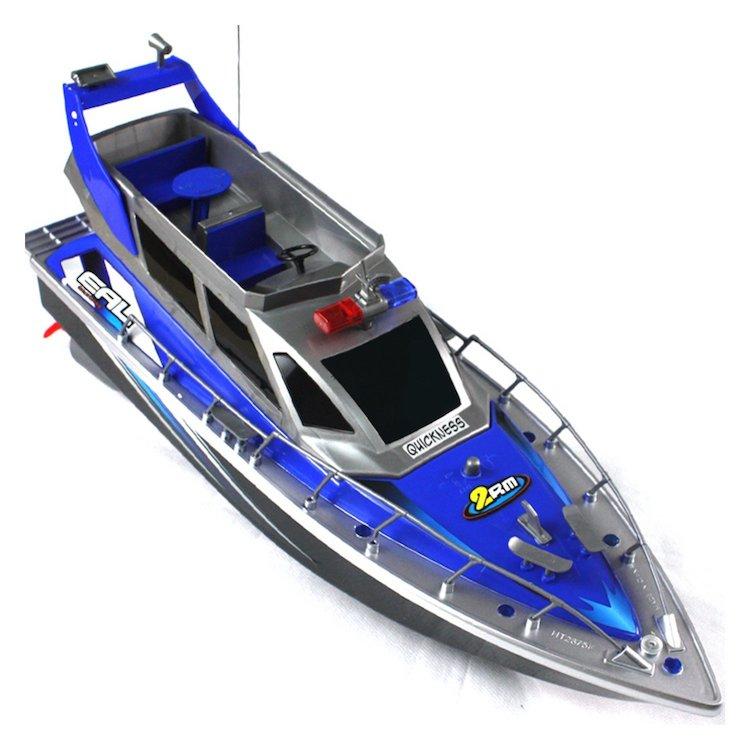 4CH Patrol Craft Police Airship RC Boat